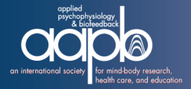The Association for Applied Psychophysiology and Biofeedback