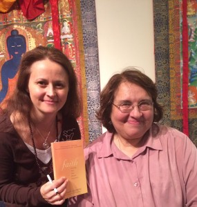 Dr Urszula Klich with Sharon Salzberg: 28 Day Meditation Challenge